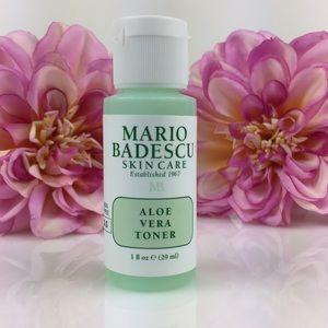 Other - Mario Badescu Aloe Vera Facial Skin Toner 1oz